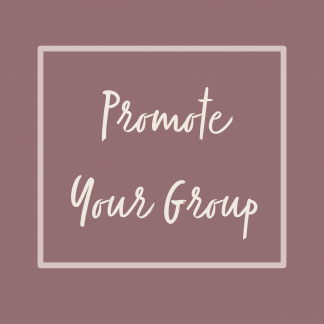 Promote Your Group