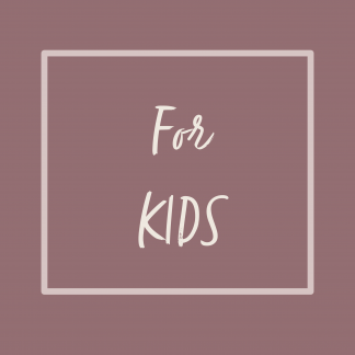Kids' books and DVDs
